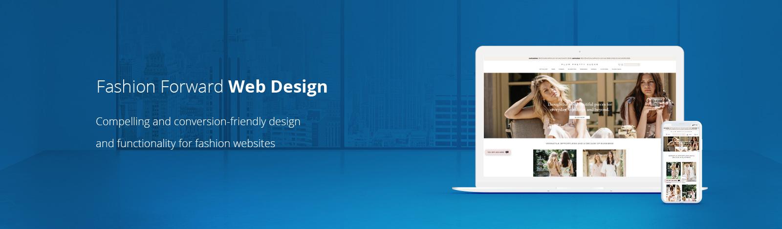 Fashion Website Design & Development Services