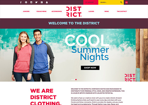 District Clothing