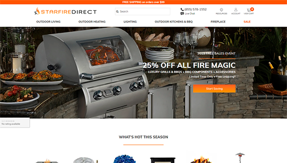 star fire direct