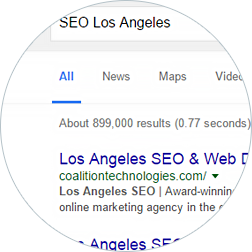 #1 in Google Search